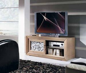 Mobile soggiorno porta tv stereo hi fi plasma 1 porta scorrevole ebay - Ikea mobile porta tv ...