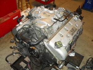 1999 2001 SVT Cobra Ford Mustang 4.6L 4v Mod Motor Engine ...