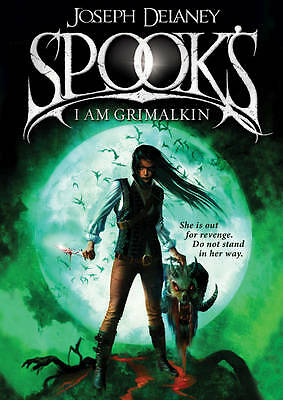 Spook's: I Am Grimalkin: Book 9 (The Wardstone Chronicles), Delaney, Joseph, New
