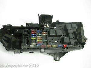 2001 volvo s60 fuse box