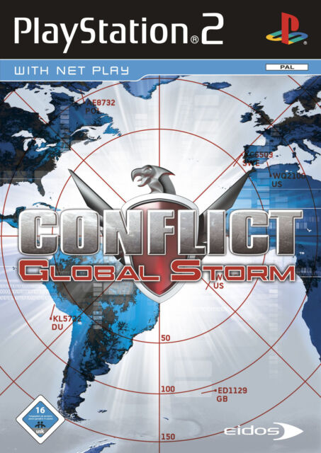 Conflict: Global Storm PS2 Playstation 2