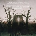 Franz Liszt - Liszt: Three Funderal Odes; From the Cradle to the Grave; Two Episodes from Lenau's Faust (2011)