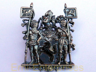 PIN Militaria Provinz Westfalen Wappen aus Metall  groß  #262 Deutschland