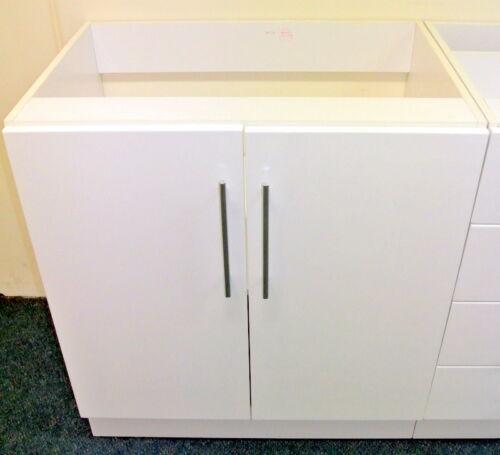 600mm wide DIY Kitchen / Laundry Floor Standing Cupboard, Storage Cabinet Unit