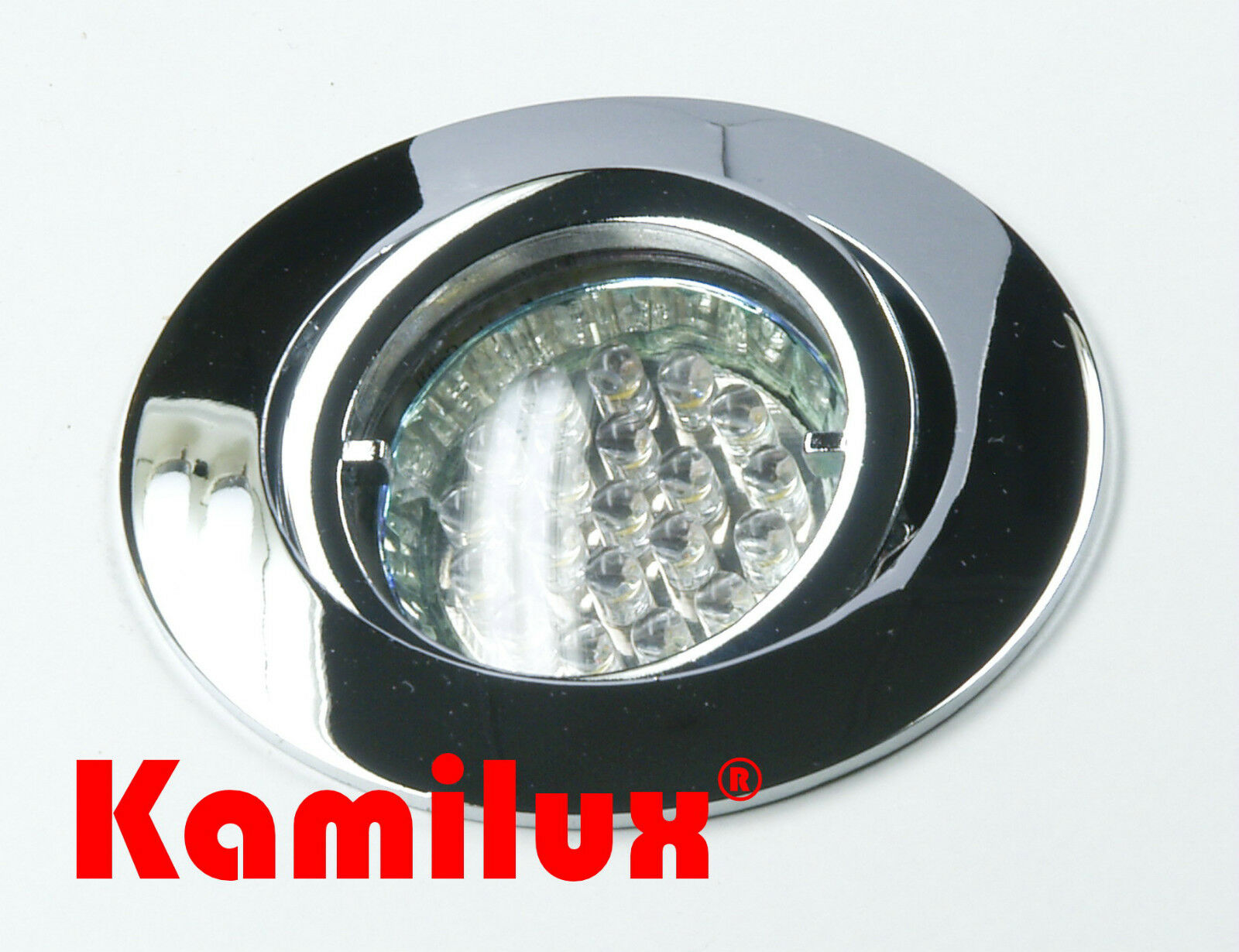 LED Einbautrahler Bajo 230V mit 20er LED Leuchtmittel-warmweiss Downlights Spot | Hohe Qualität Und Geringen Overhead  | Tadellos  | Ausgezeichnete Leistung