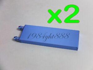 2pcs-Aluminum-Water-Cooling-Block-for-CPU-Graphics-Radiator-Heatsink