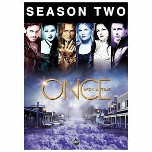 When is once upon a time season 2 on dvd