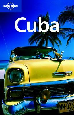 Lonely Planet Cuba (Country Travel Guide), Brendan Sainsbury, Good Condition, Bo