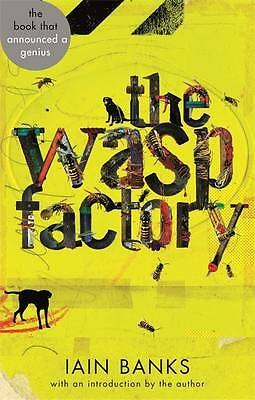 The Wasp Factory (Abacus 40th Anniversary)-ExLibrary