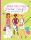 Sticker Dolly Dressing Fashion Designer Summer Collection by Fiona Watt (Paperback, 2013)