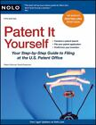 Patent It Yourself : Your Step-by-Step Guide to Filing at the U. S. Patent Office by David Pressman (2009, Paperback, Revised)