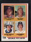 1978 Topps Jack Morris #703 Baseball Card