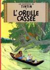 L' Oreille Cassee by Hergé (1999, Hardcover)