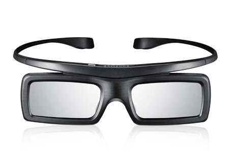 Goedkope Verkoop Samsung Ssg-3050gb Stereoscopic 3d Active Glasses - Black