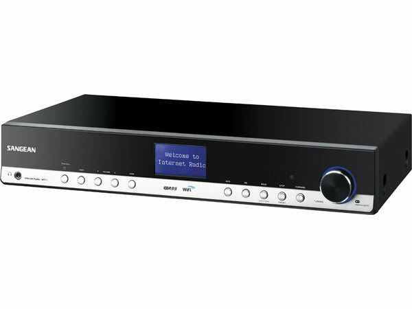 Sangean WFT-1D Digital Component Tuner, Internet Radio, Music player,DAB+/FM RDS