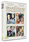 The Shakespeare Collection - Macbeth / Romeo and Juliet / King Lear / Twelfth Night (DVD, 2012, 4-Disc Set)