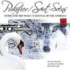 Prokofiev: Peter and the Wolf; Saint-Saëns: Carnival of the Animals (2004)