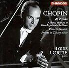 Frederic Chopin - Chopin: 24 Preludes; Polonaise-fantaisie (1998)
