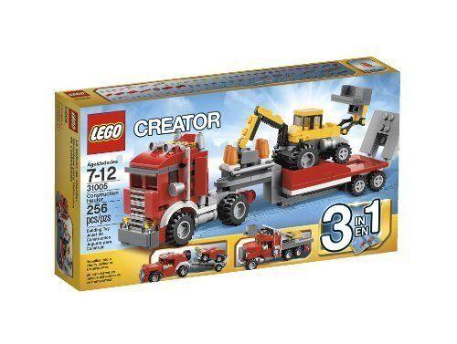 NYA OCH SELAD LEGO Skapare konstruktion Hauler 31005 REIröd