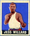 1948 Leaf Jess Willard #69 Boxing Card
