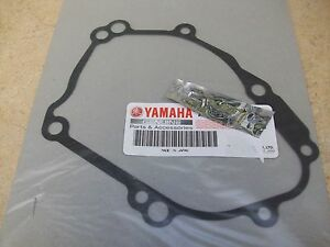 yamaha yzfr1 r1 new oem stator generator ignition cover. Black Bedroom Furniture Sets. Home Design Ideas