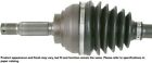 CV Axle Shaft-Constant Velocity Drive Axle Front Left Cardone 60-3333 Reman