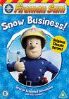 Fireman Sam - Snow Business (DVD, 2006)