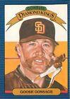 1986 Donruss Goose Gossage #2 Baseball Card