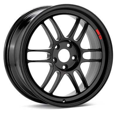 ENKEI RPF1 wheels 17 x 10 +18 Nissan Skyline R32 R33 GTR Silvia S14 S15