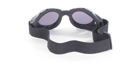 Chix Womens Silver Mirror Lens Black Value Line Goggles Makers of KD Sunglasses