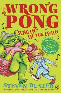 Butler-Steven-The-Wrong-Pong-Singin-039-in-the-Drain-Very-Good-Book