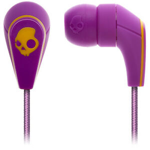 2011-Skullcandy-50-50-In-Ear-Mic-039-d-Earphones-with-Lifetime-Warranty-9-Colors