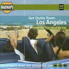 Los Angeles Get Outta Town (2007, Map, Other)