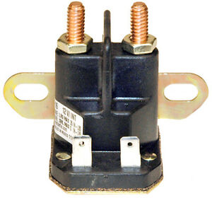 Mtd riding lawn mower garden tractor solenoid starter 14 studs image is loading mtd riding lawn mower garden tractor solenoid starter sciox Image collections