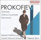 Sergey Prokofiev - Prokofiev: Sinfonietta; Sinfonia Concertante; Divertimento (2005)