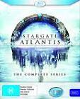 Stargate Atlantis : Season 1-5 (Blu-ray, 2011, 20-Disc Set)