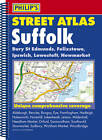 Philip's Street Atlas Suffolk by Octopus Publishing Group (Spiral bound, 2012)