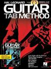 Hal Leonard Guitar Tab Method: Books 1 & 2 Combo Edition by Jeff Schroedl (Mixed media product, 2013)