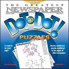 The Greatest Newspaper Dot-to-Dot Puzzles Vol. 1 by David R. Kalvitis (2005, Stapled)