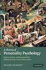 A History of Personality Psychology: Theory, Science, and Research from Hellenism to the Twenty-First Century by Frank Dumont (Paperback, 2012)
