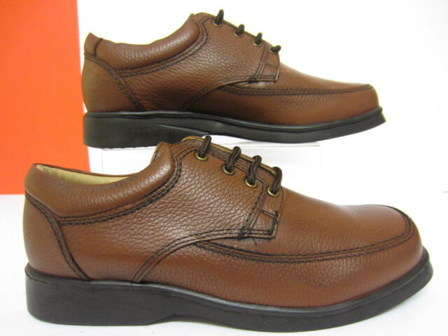 Carnaby Mens Lace-up Leather Shoe 2A03 BARBER Brown Sizes UK 6 -7 (R22F)