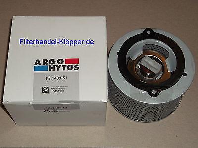 Argo hydraulikfilter k3.1409-51 para g75 t318-340 ZF Fendt Schlüter