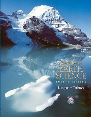 Foundations of Earth Science (4th Edition)