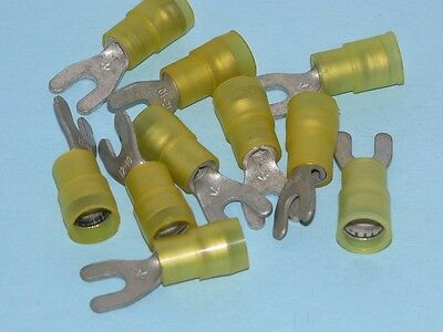 10pk - Wire Connectors  (10-12 Awg)  #99991