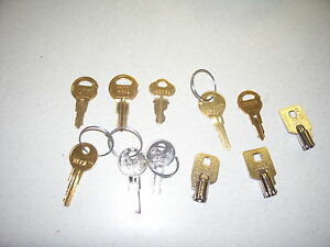 ELEVATOR-KEY-DOVER-H1848-picture-is-of-11-keys-that-may-or-may-not-be-the-H1848