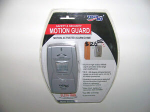 TECHKO SAFETY & SECURITY MOTION GUARD