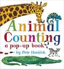 Animal Counting by Petr Horacek (Hardback, 2012)