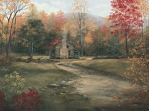 Art print framed or plaque by glynda turley autumn at for Glynda turley painting