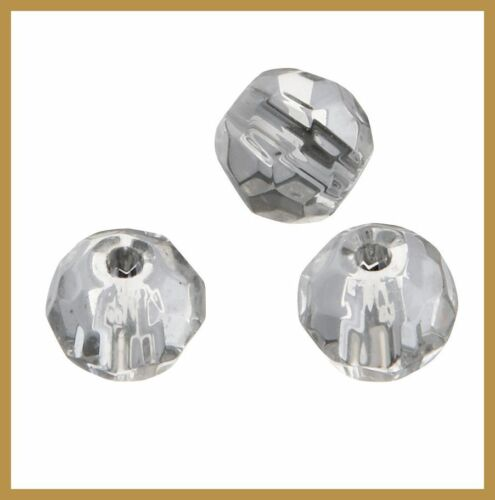 8 mm 6 mm Cormoran Glasperlen Perlen Glaskugeln 4 mm