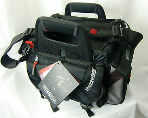 Spiderwire fishing tackle bag w 6 medium utility boxes for Spiderwire fishing backpack